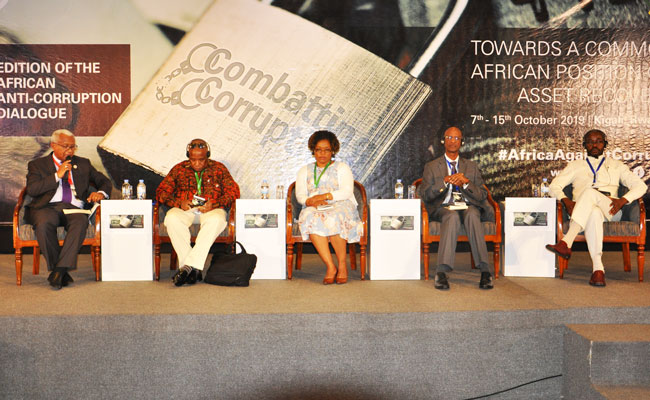 Anticorruption Dialogue corruption Kigali