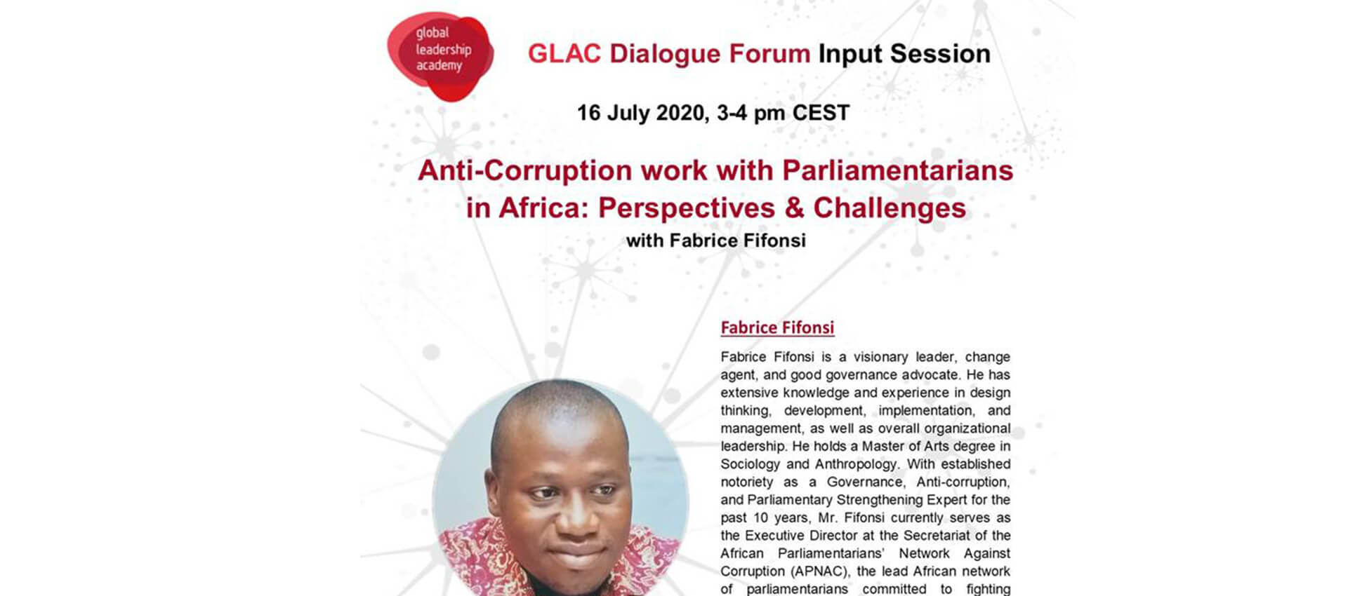 GLAC-Dialogue-Forum-input-session