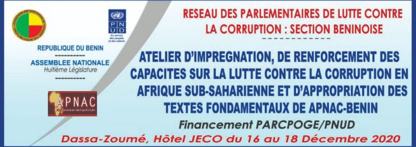 APNAC-Benin Capacity Building Workshop
