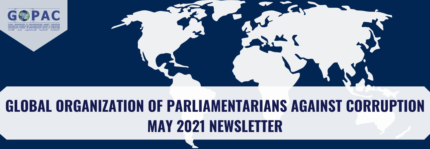 GOPAC May 2021 Newsletter
